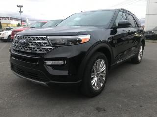 Used 2020 Ford Explorer 4 roues motrices - Limited for sale in St-Eustache, QC