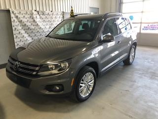 Used 2016 Volkswagen Tiguan SPECIAL EDITION 4MOTION (70$ par msem)* for sale in Chicoutimi, QC