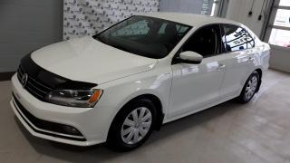 Used 2016 Volkswagen Jetta TRENDLINE+ 1.4TSI (52$ PAR SEM)* for sale in Chicoutimi, QC