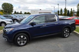 Used 2017 Honda Ridgeline Touring ** Très rare ** for sale in Longueuil, QC