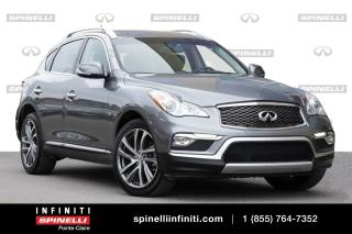 Used 2017 Infiniti QX50 PRENIUM BAS KM for sale in Montréal, QC