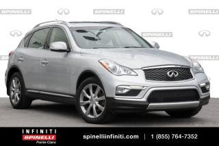 Used 2017 Infiniti QX50 for sale in Montréal, QC