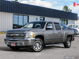 Used 2013 Chevrolet Silverado 1500 LS Cheyenne Edition,LOW KMS,ONE OWNER,CREWCAB for sale in Barrie, ON