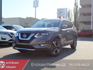 New 2020 Nissan Rogue SV Tech Navi | Moonroof | 360 Camera | Backup Sensors for sale in Edmonton, AB
