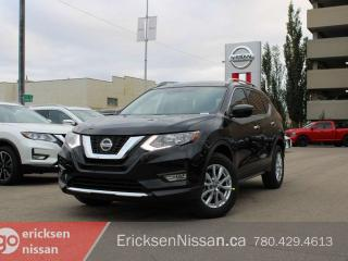 New 2020 Nissan Rogue SV Engine Remote | Power Driver Seat | Lane Departure Warning for sale in Edmonton, AB