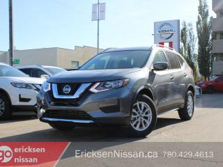 Used 2020 Nissan Rogue Special Edition | Heated Steering Wheel | Blind Spot Warning | Apple CarPlay/Android Auto for sale in Edmonton, AB
