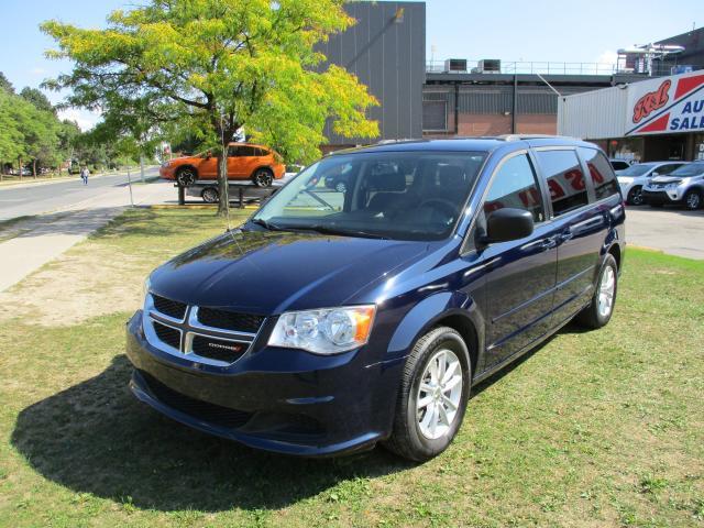 2013 Dodge Grand Caravan SXT~STOW'n'GO~DVD~BACK-UP CAM.~ALLOY WHEELS~