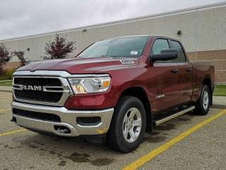 Used 2019 RAM 1500 Tradesman 4x4 Quad Cab / Back Up Camera for sale in Edmonton, AB