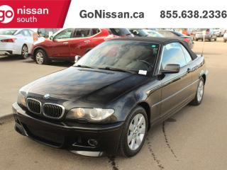 Used 2005 BMW 3 Series HEATED LEATHER SEATS BLUETOOTH for sale in Edmonton, AB
