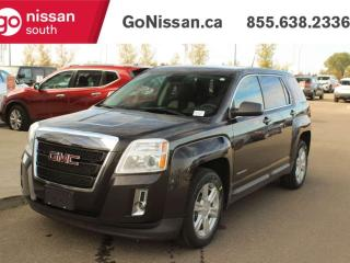 Used 2015 GMC Terrain BACK UP CAMERA XM BLUETOOTH for sale in Edmonton, AB
