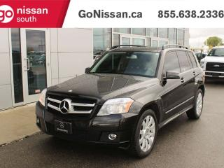 Used 2012 Mercedes-Benz GLK-Class GLK 350 BLUETOOTH SUNROOF LEATHER SEATS for sale in Edmonton, AB