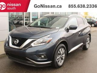 Used 2018 Nissan Murano SL BACK UP CAMERA HEATED SEATS BLUETOOTH LEATHER SEATS for sale in Edmonton, AB