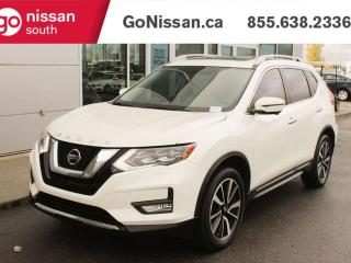 Used 2017 Nissan Rogue SL PLATINUM PACKAGE BLUETOOTH PUSH START BACK UP CAMERA for sale in Edmonton, AB