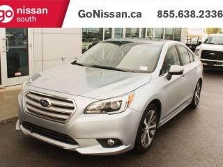 Used 2017 Subaru Legacy LIMITED BACK UP CAMERA LEATHER SEATS HEATED WHEEL for sale in Edmonton, AB