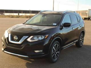 Used 2020 Nissan Rogue SL PLATINUM XM RADIO HEATED SEATS AND ST. WHEEL for sale in Edmonton, AB
