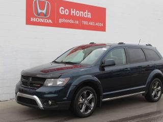 Used 2015 Dodge Journey CROSSROAD, AWD for sale in Edmonton, AB