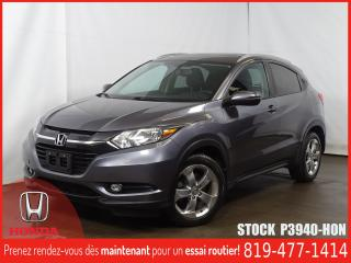 Used 2016 Honda HR-V EX-L+TOIT+CUIR+GPS+CAMÉRA++ for sale in Drummondville, QC