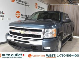 Used 2010 Chevrolet Silverado 1500 Lt, 5.3L V8, 4x4, Crew cab, Cloth seats, 6 passenger seating for sale in Edmonton, AB