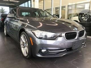 Used 2016 BMW 3 Series 320i xDrive AWD, POWER HEATED LEATHER SEATS, KEYLESS IGNITION, CRUISE CONTROL for sale in Edmonton, AB