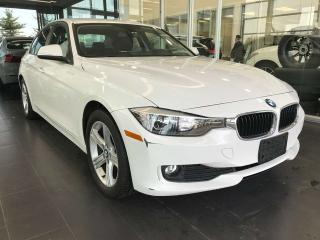 Used 2015 BMW 3 Series 320i xDrive AWD, POWER HEATED LEATHER SEATS, NAVI, KEYLESS IGNITION for sale in Edmonton, AB