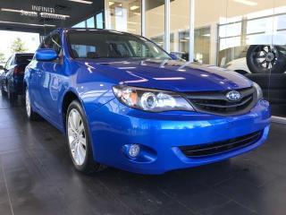 Used 2011 Subaru Impreza 2.5iPR W/SPORTS PKG AWD, ACCIDENT FREE, SUNROOF, BLUETOOTH, CRUISE CONTROL for sale in Edmonton, AB
