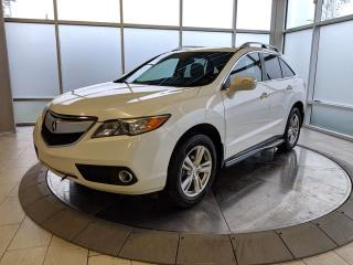 Used 2014 Acura RDX TECHPKG for sale in Edmonton, AB