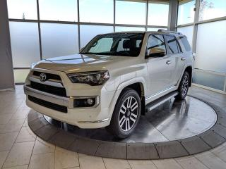 Used 2015 Toyota 4Runner LIMTED for sale in Edmonton, AB