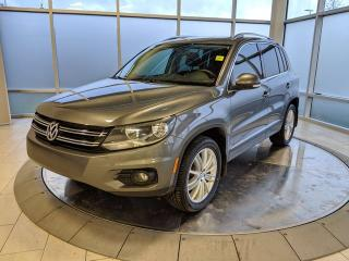 Used 2016 Volkswagen Tiguan 4Motion/HIGHLINE for sale in Edmonton, AB