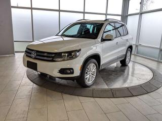 Used 2015 Volkswagen Tiguan 4Motion/TRENDLINE for sale in Edmonton, AB