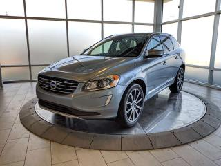 Used 2017 Volvo XC60 T6 Drive-E Premier for sale in Edmonton, AB