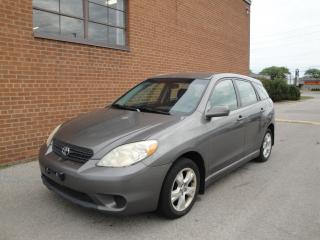 Used 2007 Toyota Matrix MATRIX /XR for sale in Oakville, ON