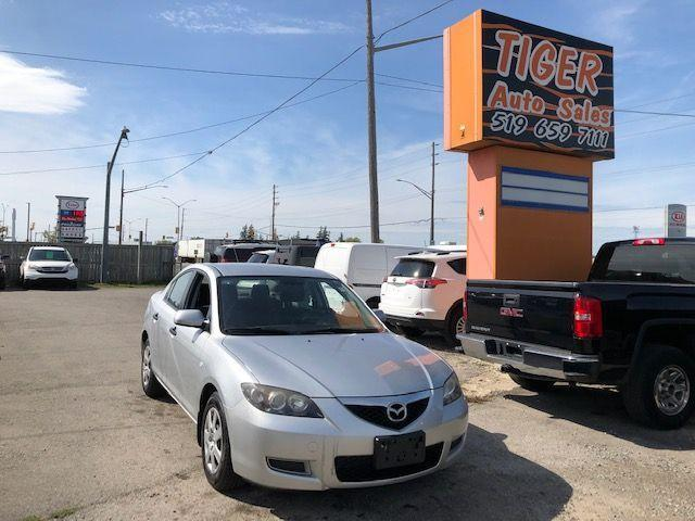 2007 Mazda MAZDA3 I Sport**ONLY 160KMS**RUNS GREAT**AS IS SPECIAL