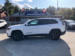 Used 2019 Jeep Cherokee Altitude  | BLUETOOTH | HEATED SEATS & STEERING WHEEL | 4X4 for sale in Flesherton, ON