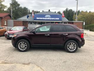 Used 2011 Ford Edge SEL | HEATED LEATHER | PANO ROOF for sale in Flesherton, ON