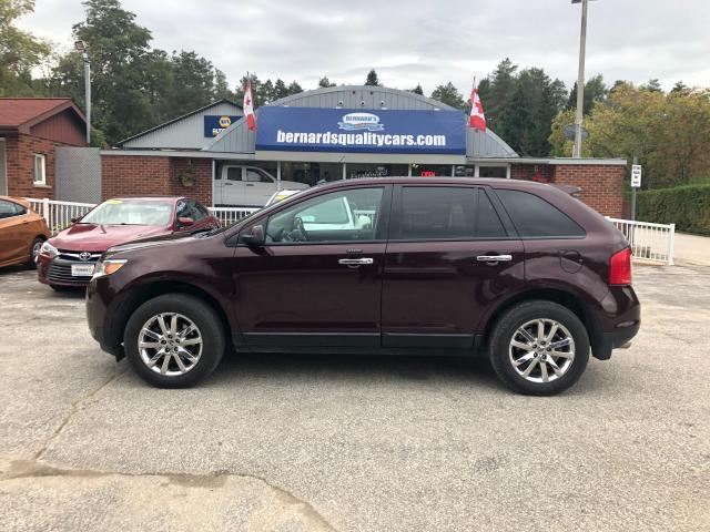 2011 Ford Edge SEL   HEATED LEATHER   PANO ROOF