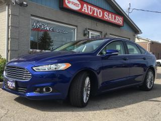 Used 2014 Ford Fusion SE for sale in London, ON