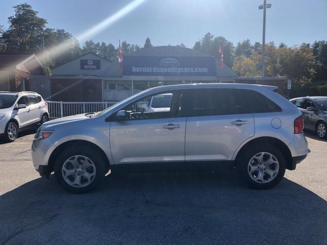 2014 Ford Edge SEL   NAV   LEATHER   ROOF   AWD
