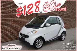 Used 2015 Smart fortwo Pure for sale in Concord, ON