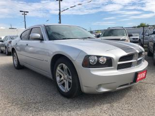 Used 2006 Dodge Charger R/T, ACCIDENT FREE, 3 YR WARRANTY, CERTIFIED for sale in Woodbridge, ON