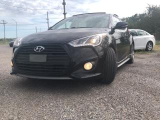Used 2013 Hyundai Veloster Turbo for sale in London, ON