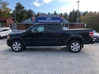Used 2010 Ford F-150 FX4 | SUNROOF | BLUETOOTH | HEATED SEATS for sale in Flesherton, ON