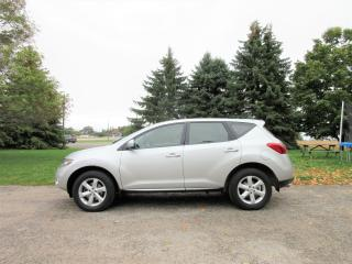 Used 2009 Nissan Murano S AWD for sale in Thornton, ON
