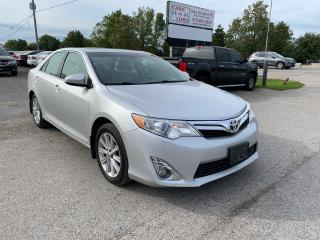 Used 2012 Toyota Camry XLE for sale in Komoka, ON