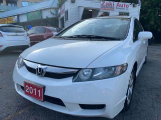 Used 2011 Honda Civic EX/Safety Certification is included the Asking Price for sale in Toronto, ON