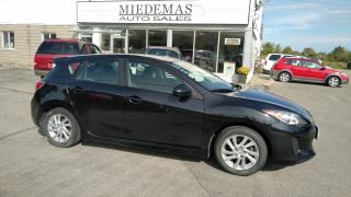 Used 2012 Mazda MAZDA3 GS-SKY for sale in Mono, ON