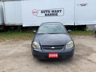 Used 2009 Chevrolet Cobalt LT for sale in Barrie, ON