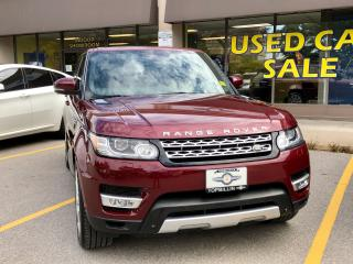 Used 2015 Land Rover Range Rover Sport V6 HSE, Auto Pilot Parking for sale in Vaughan, ON