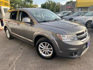 Used 2013 Dodge Journey SXT/ 7 SEATER/ PWR SEATS/ PWR GROUP/ ALLOYS! for sale in Scarborough, ON