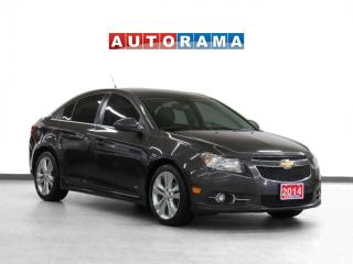 Used 2014 Chevrolet Cruze LT Leather Sunroof Backup Camera for sale in Toronto, ON