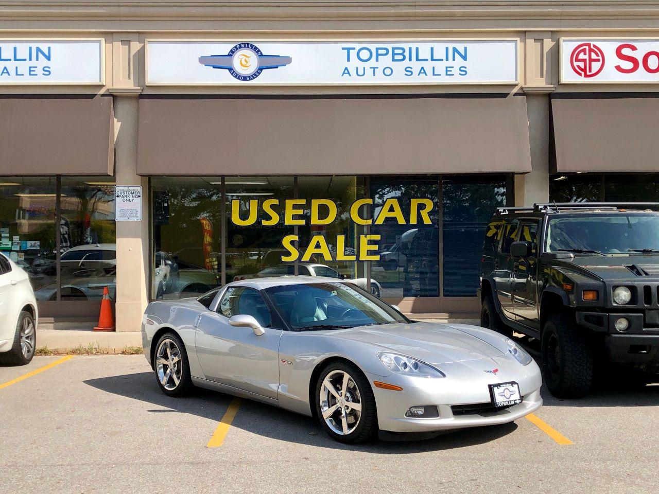 2005 Chevrolet Corvette Only 42K km, Navi, Like New Tires